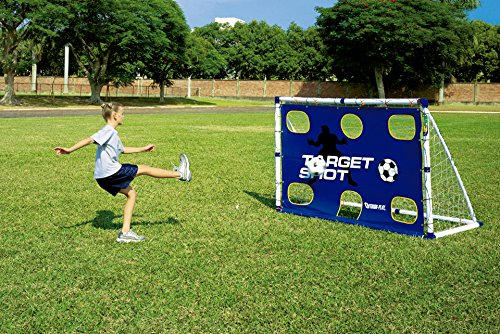 Outdoor Play   Fußball Training Center für Kinder - Fußballtor, Rebounder, Torwand in Top Qualität aus Kunststoff - Stabil Wetterfest