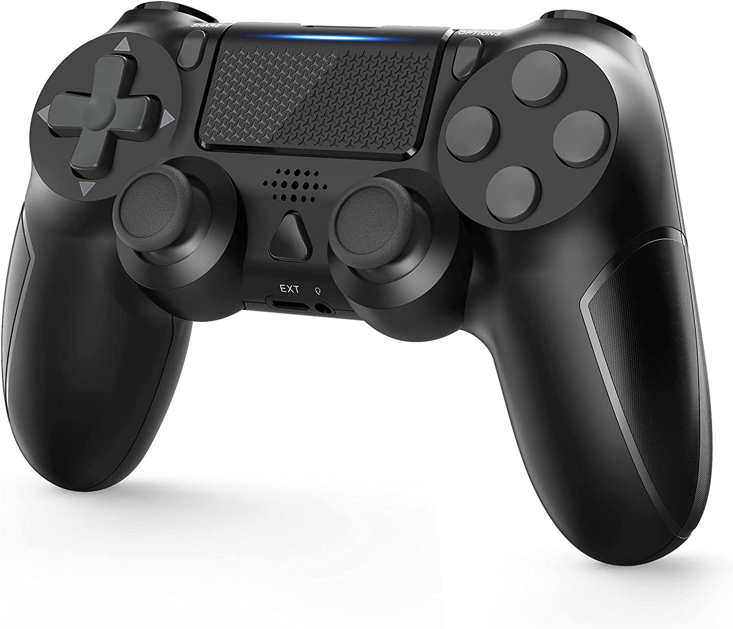YCCTEAM Wireless Game Controller with Built-in 1000mAh Rechargeable Battery, Gyro and Speaker
