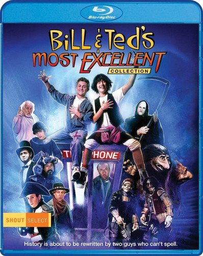 Bill & Ted'S Most Excellent Collection [Edizione: Stati Uniti] [Italia] [Blu-ray]
