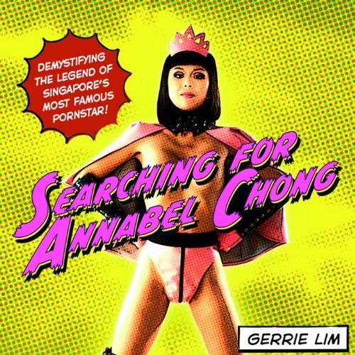 Searching for Annabel Chong audiobook cover art