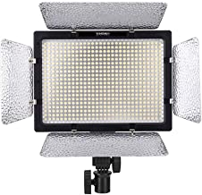 YONGNUO YN600L 600 LED 5500K Color Temperature Adjustable LED Video Light for Canon/Nikon / Sony Camcorder DSLR