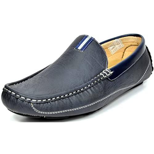 b26c72d79af Bruno Marc Moda Italy KENDO-01 Men s Classy Fashion On The Go Driving Casual  Loafers