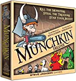 Steve Jackson Games Munchkin Deluxe capture cards May, 2021