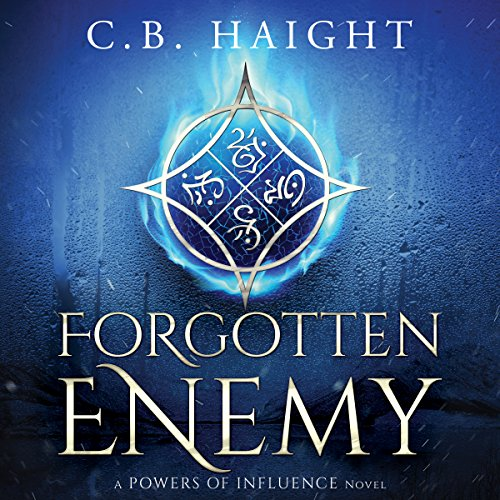 Forgotten Enemy audiobook cover art