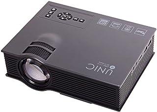 جهاز عرض يونك المحمول ثلاثي الابعاد - UC46، اسود