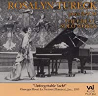 Rosalyn Tureck Plays Bach: Great Solo Works (1994-05-02)