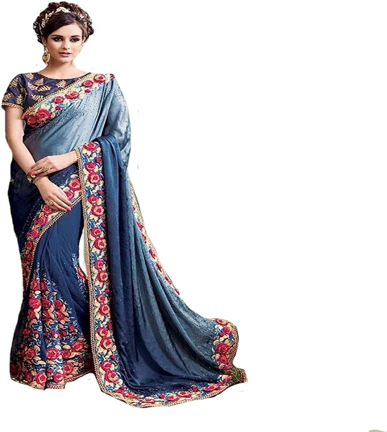 New Launched Bridal Collection Saree Sari Formal Wedding Ceremony 8717