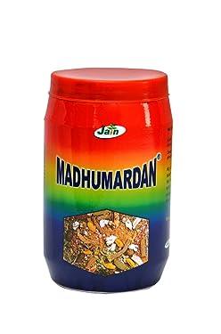 Jain Madhumardan Powder, Diabetes Care   100% Natural, Ayurvedic Product   No Heavy Metals (Bhasmas)   No Preservative - 150 g