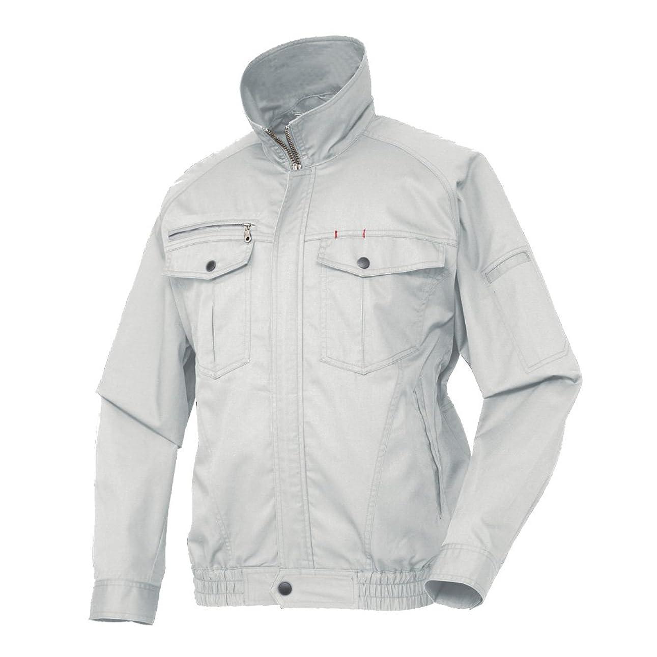 窒息させる掘る十一空調服 クロダルマ 長袖ジャケット(ファンなし) 258601