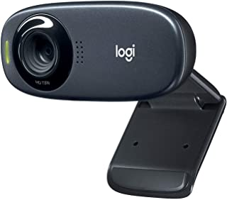 Logitech 960-001065 C310 HD Webcam Black