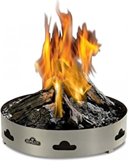 Napoleon GPFP-1 Outdoor Fireplace, Patioflame Propane 60,000 BTU - Stainless Steel