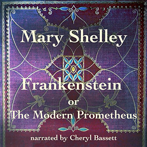 Frankenstein or The Modern Prometheus cover art