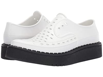 Native Shoes Diano (Shell White/Jiffy Black) Shoes