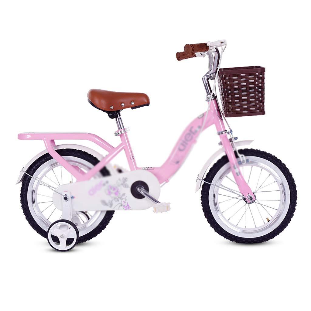 LHR888 Bicicleta Infantil Bicicleta de montaña para niños Bicicleta de montaña de Velocidad Variable Niño niña de Dibujos Animados Bicicleta Regalo más Seguro: Amazon.es: Juguetes y juegos