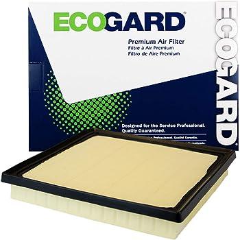 ECOGARD XA11536 Premium Engine Air Filter Fits Subaru Crosstrek 2.0L 2018-2019, Impreza 2.0L 2017-2019, Forester 2.5L 2019-2020, Ascent 2.4L 2019-2020, Legacy 2.5L 2020, Outback 2.4L 2020