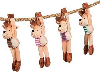 Fun Express Plush Long Armed Reindeer
