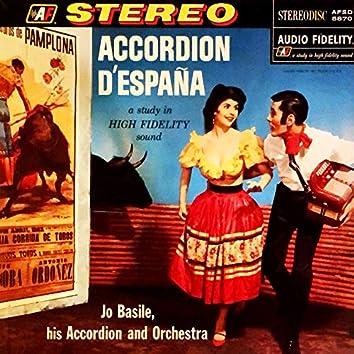 Accordion D'España
