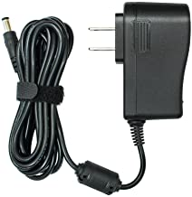 Ac Dc Adapter for Brother P-Touch PT-D210 PTD 210 PT-D200VP PTH110 Label Maker, UL Listed Power Supply Charger for Brother AD-24 AD-24ES AD-20 AD-30 (8.2 Ft Long Cord)