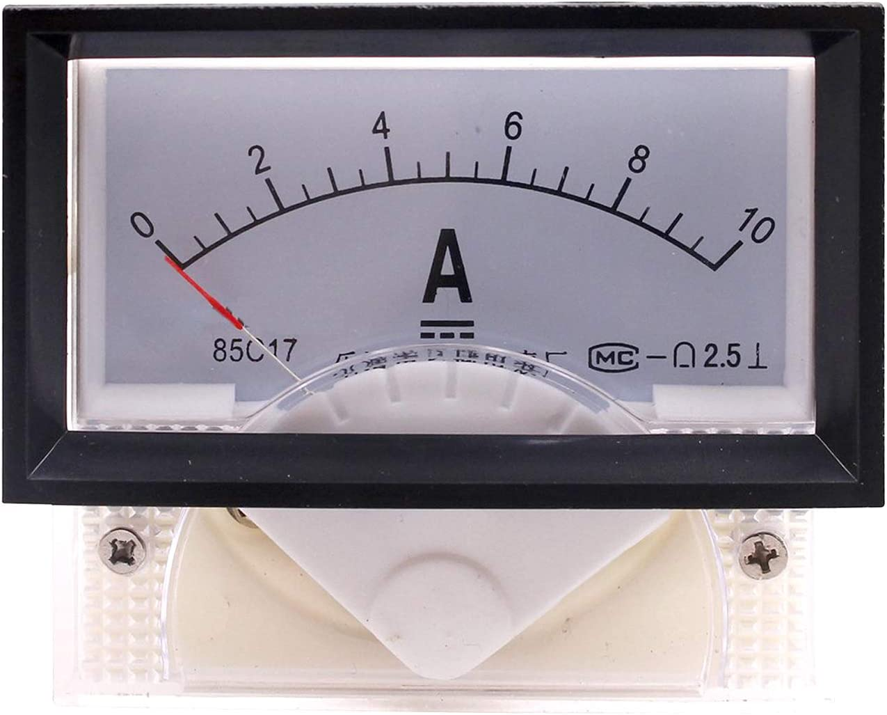 X-DREE DC 0-30A Ammeter high performance Panel Meter w essential Installing Parts 298-17-85-211