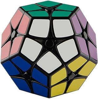 Coogam Shengshou 2x2 Megaminx Cube Kilominx Speed Cube Puzzle Toy Black