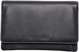 Rip Curl LWLDX1 Plains RFID Folded O/S LW, Black, 21
