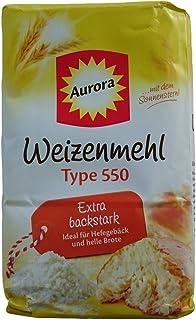 Aurora Weizen-Mehl Type 550, 1 kg