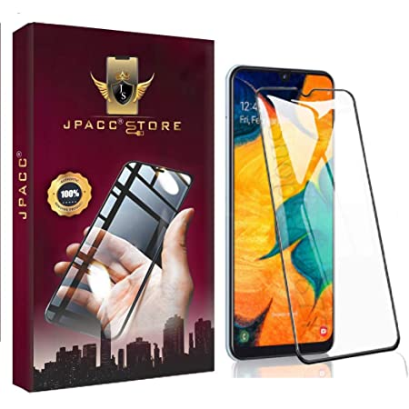 JPACC ® Tempered Glass For Vivo Y31 (2021) / Vivo Y33s Screen Protector Front Temper Glass 9H Full Coverage Edge To Edge 11D Glass Guard For Vivo Y31 (2021) / Vivo Y33s