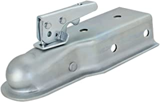 Quick Products QP-HS3025Z Trailer Coupler (Zinc Trigger-Style - 2