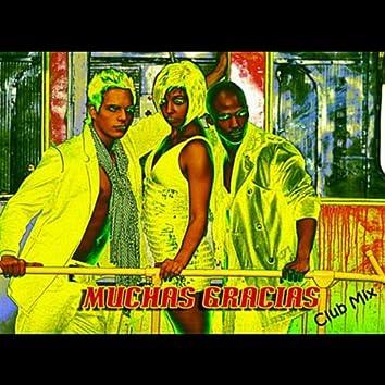 Muchas Gracias Club Mix - Single