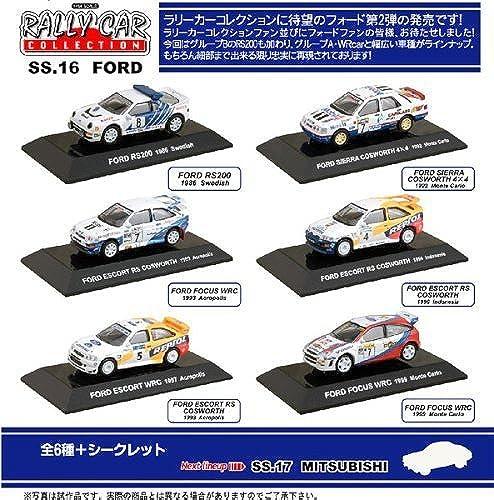 saludable Rally Car Collection Collection Collection SS.16 Ford segunda BOX (japonesas Importaciones)  punto de venta de la marca