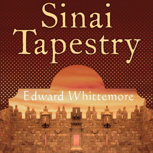 Sinai Tapestry audiobook cover art