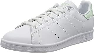 Adidas ORIGINALS Stan Smith W White/Green Leather 6½ US Womens