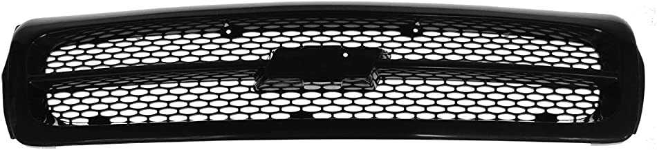 Grille Grill Black Front End for Chevy Impala SS Caprice