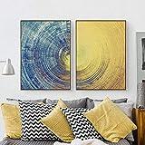 Rudxa Zen welligkeit leinwand malerei wandbilder Wohnzimmer