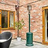 Kingfisher Pheater1- Chauffage à gaz - pour terrasse, Jardin, extérieur Autoportant...