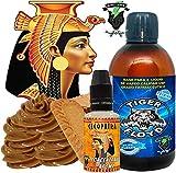KIT Aroma Biscotto Cleopatra Concentrato 30 ML + Base - 70VG / 30PG PUREZZA 99,5% - 100 ml GRADO FARMACEUTICO