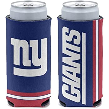 WinCraft New York Giants 2-Sided Bottle Cooler