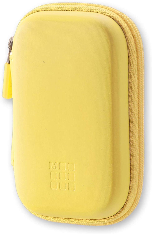 Moleskine ET67PHXSM6 - Funda, 7 x 11 x 3, color amarillo