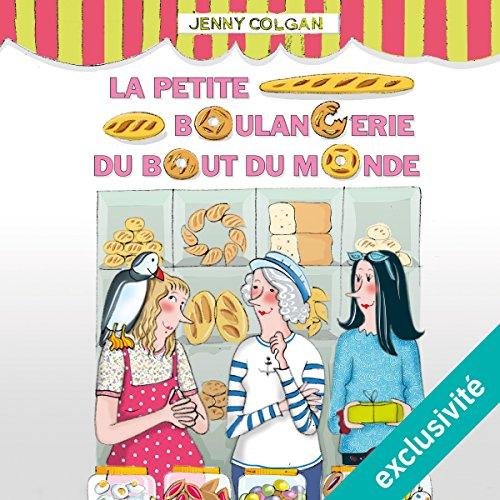 Couverture de La petite boulangerie du bout du monde (La petite boulangerie 1)