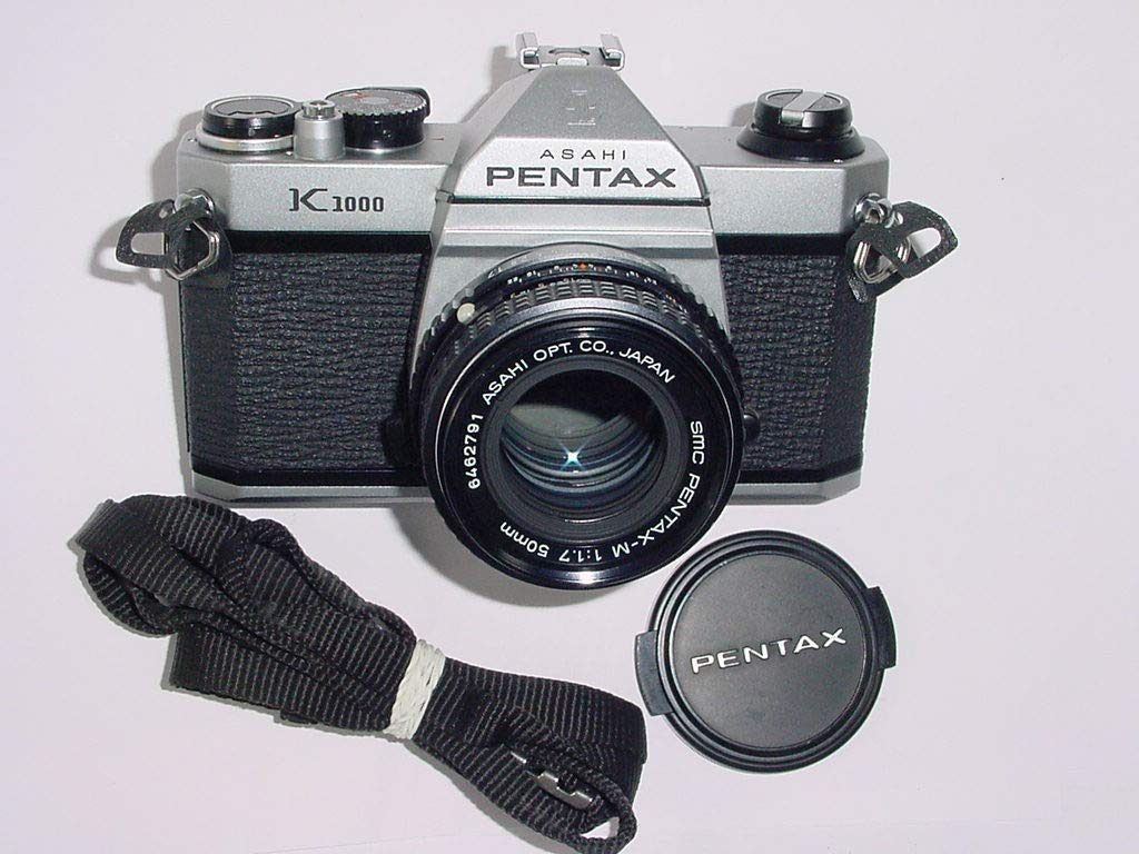 Pentax K1000 con 50 mm F2 SLR de cámara de Cine 35 mm – Serviced ...