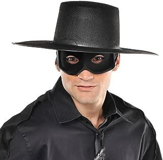 Zorro Mask | Costume Accessories, pack of 1