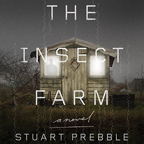 The Insect Farm audiobook cover art