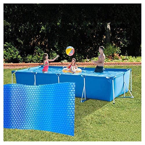 Cobertor piscina hinchable Funda para piscina Lona térmica Protectora Cobertor Piscina Lona...