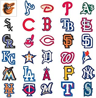 mlb wall decals
