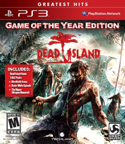 Square Enix Dead Island Game of the Year Edition, PS3 - Juego (PS3)