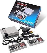 Familiale Mini Classic Console avec contrôleur double - Précharge 500 Jeux vidéo TV AV- Sortie