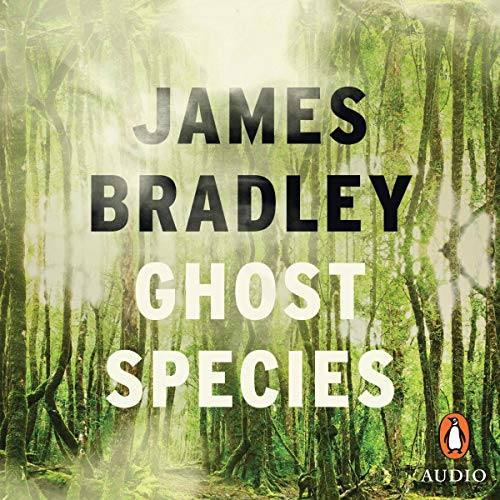 Ghost Species cover art