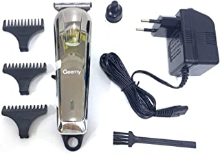 JALIYA Hair Clippers Men for ofessional Hair Cutting Kit Electric Rechargeable Beard Trimmer Cordless Low Noise Beard Shaver Pet Dogs Baby Kids Adult Daily Travel Use Guide Combs Brush USB Cord