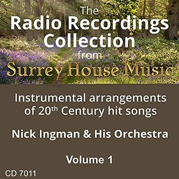 Nick Ingman & His Orchestra, Vol. 1