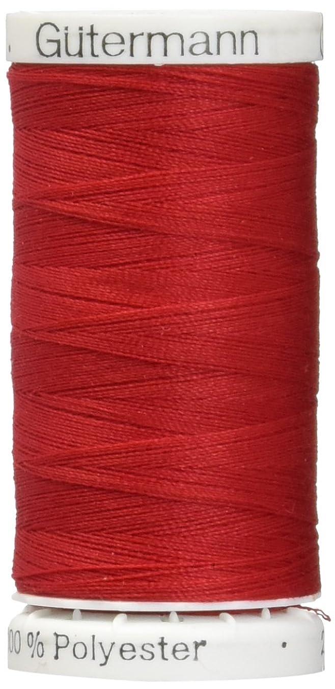 Gutermann Sew-All Thread 273 Yards-Scarlet